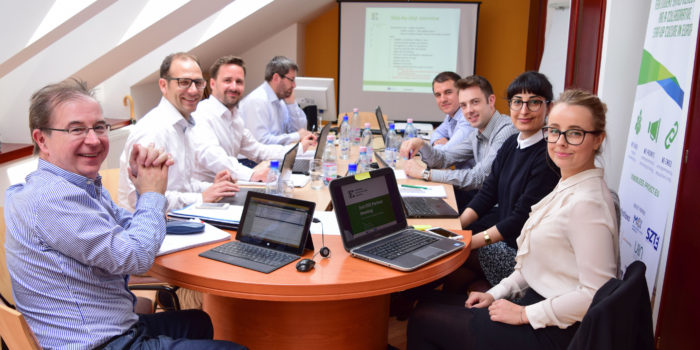 Second EEE partner meeting held in Szeged