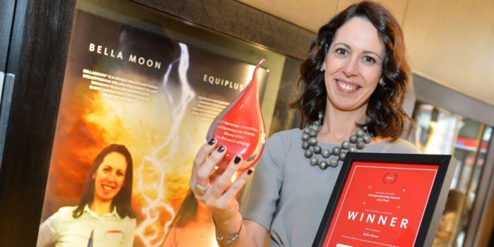Northern Ireland Student Wins Santander Universities Entrepreneurship Award
