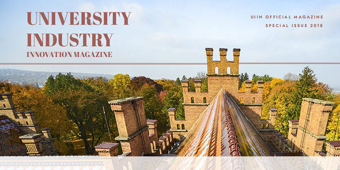 UIIN Magazine Special Issue Pays Tribute to the EEE Approach to Entrepreneurship in Education